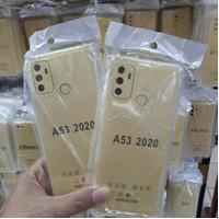 silicone anti crack oppo a53 2020 softcase anti shock oppo a53 2020