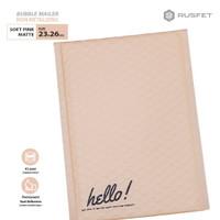 Amplop Bubble Bubble Mailer 23cm x (26+5)cm - Pink