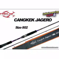 Joran Cangkek Jagero 802 Relix Nusantara