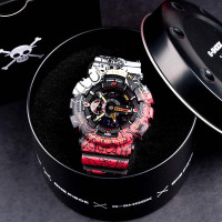 Jam Tangan Watch G-Shock X One Piece Monkey D Luffy Gear 4th