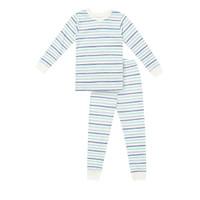 Cocohanee Blue Stripe Pajamas