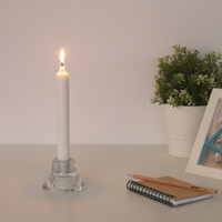 Tempat Lilin Kaca Kecil NEGLINGE IKEA