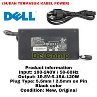 charger adaptor laptop Original MSI GE72 2QC Apache 120W