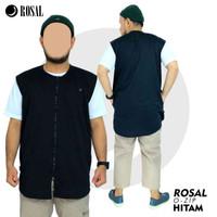 ROSAL O-ZIP Rompi Sholat Model Oblong dengan Zipper