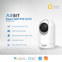 ARBIT - Smart Home Wifi IP Camera CCTV PTZ 1080p Audio TUYA