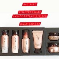 Sulwhasoo Timetreasure Invigorating Kit 6 items