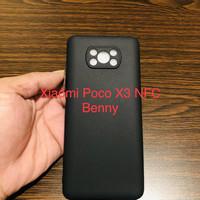 Case Xiaomi Poco X3 NFC Case Softcase Slim Matte Original