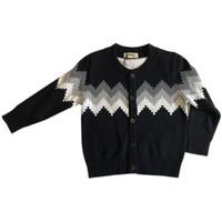 Tribal Knitted Boy Cardigan - MOEJOE