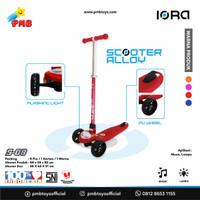 Scooter IORA S-08 Alloy PMB