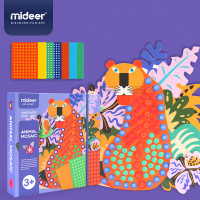 TweedyToys - Mideer Animal Mosaic