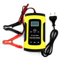 Charger Aki Mobil Digital Smart Battery Charger 12V 6A