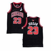 Baju Jersey Basket NBA Swingman Michael Jordan Chicago Bulls
