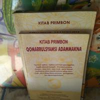 Kitab Primbon Qomarrulsyamsy adammakna