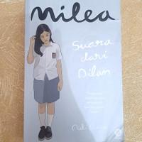 Novel MILEA Suara Dari Dilan - Pidi Baiq