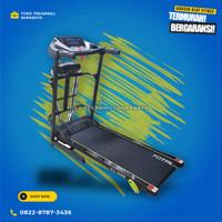 Treadmill ELektrik 3fungsi motor 1,5hp tipe total TL246|Alat fitness