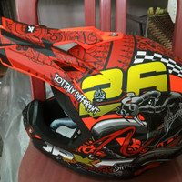 helm jpx cross fullface dragon26
