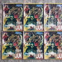Komik MISTERI KELUARGA JUN Set 1 - 6