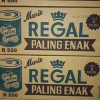 Biskuit Marie Regal 550 Grm