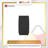 COZISTYLE Leather Case for Magic Mouse CLCMO010 - Black