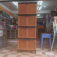 lemari plastik napolly crs 48 x