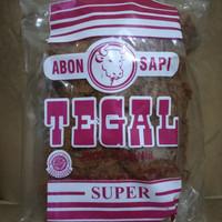 Abon Sapi cap Tegal - 250gr halal enak kualitas super