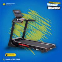 Treadmill elektrik motor 4HP merk total tipe TL126 | Alat Fitness