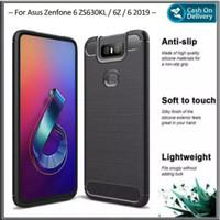 Soft Case Asus Zenfone 6 Casing Premium Edition Cover Zenfone 6