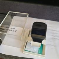 Sony Smartwatch / Smart watch 3 SWR50 second mulus rubber strap hitam