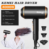 Kemei KM-8896 Professional Hair Dryer Super Power 4000W Strong