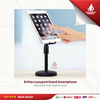 Erilles Lazypod Stand Smartphone Adjustable Desk Tablet Holder - Black