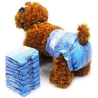 Popok Diapers Pampers Anjing Hewan Motif Jeans Good Quality