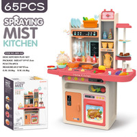 Kitchen Set toys mainan masak masakan spraying Jumbo 93 CM Premium NEW