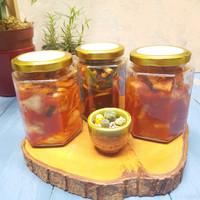 Kimchi Mix - Paket HEMAT!! isi 3 jenis Kimchi, khusus gojek & grab