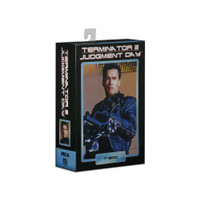 NECA Terminator 2: Judgement Day Ultimate T-800 Figure