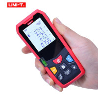 Laser Distance Meter UNI-T LM-100 Range Finder Digital UNIT LM100