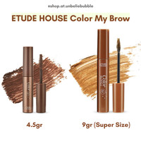 ETUDE HOUSE Color My Brows / Brow (Maskara Alis)