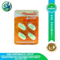 Neo Rheumacyl Aktif Paracetamol - Isi 4 Kaplet