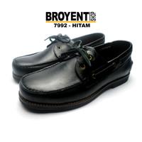Sepatu Pantofel Pria Formal Kulit asli 7992