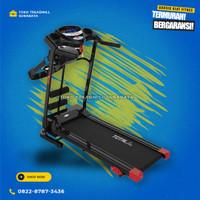 Treadmill elektrik motor 1,5hp merk total tipe tl629 | alat fitnes gym