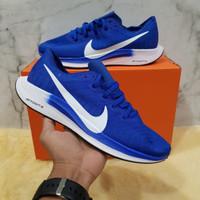 Sepatu Running Pria Nike Zoom Pegasus Turbo 2 Blue White