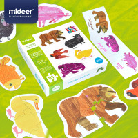 TweedyToys - Mideer My First Puzzle - 10 in a box