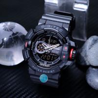 Jam Tangan Digitec DG 2080 Original - Hitam