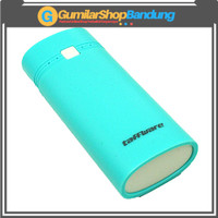 Taffware Exchangeable Cell Power Bank Case For 2Pcs 18650