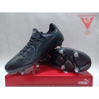 SEPATU BOLA - PUMA KING PRO SG SOFT GROUND Original 10566601 BLACK
