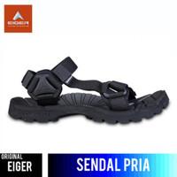 SANDAL EIGER LIGHTSPEED 2.0 ROLL SANDALS - BLACK