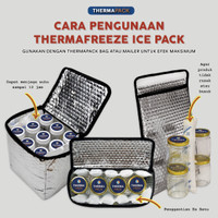 Thermafreeze Ice Gel Lembar | Therma Freeze Dry Ice Pack