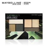 SALE! Maybelline The City Mini Palette Urban Jungle