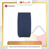 COZISTYLE Leather Case for Magic Mouse CLCMO002 - Dark Blue