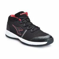 sepatu Diadora Original Basket Rebound Black Men