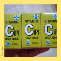 ipi vitamin c 45 tablet